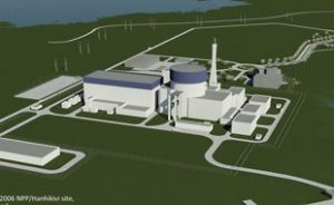 Hanhikivi-1 Nuclear Power Plant