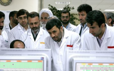 When will we see another Stuxnet & Nitro Zeus attack against Iran?